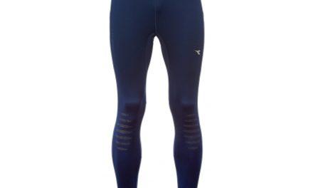 Diadora løbetights – Herre – STC Filament Pant Win – Navy