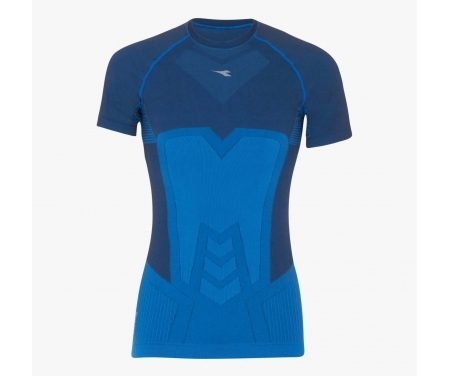 Diadora – SS T-shirt ACT – Basis t-shirt – Herre – Blå