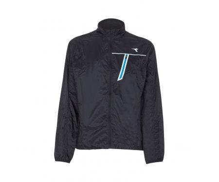 Diadora – STC Wind Jacket – Vindtæt løbejakke – Herre – Sort