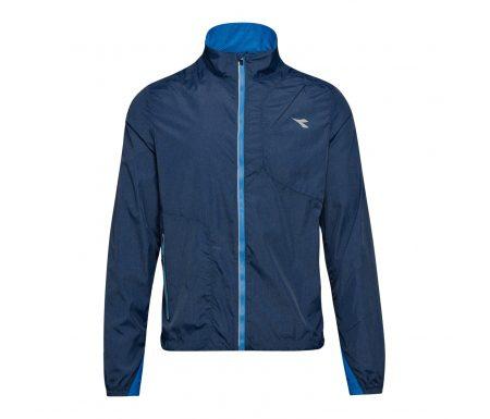 Diadora Wind Jacket – Løbejakke Herre – Blå