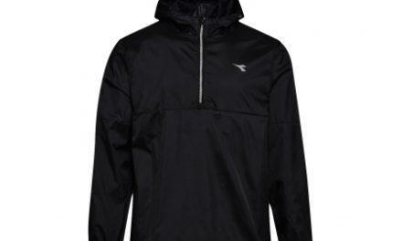 Diadora X-Run Jacket – Løbejakke Herre – Sort