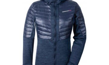 Didriksons Annema Womens Jacket – Softshelljakke Dame – Navy
