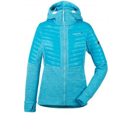 Didriksons Annema Womens Jacket – Softshelljakke Dame – Turkis