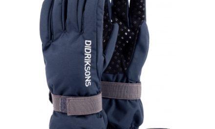 Didriksons Biggles Five Kids Gloves – Handske Børn – Navy