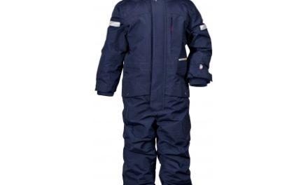 Didriksons Björnen Kids Coverall – Flyverdragt – Navy