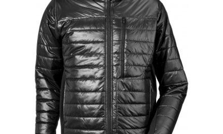 Didriksons Campo Mens Jacket – Fiberjakke Mand – Sort