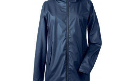 Didriksons Daisy Womens Jacket – Regnfrakke Dame – Navy