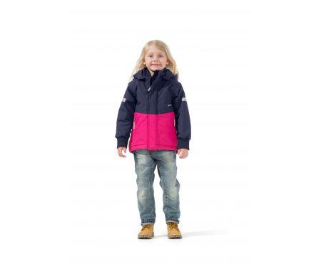 Didriksons Härje Kids – Vinterjakke – Pink
