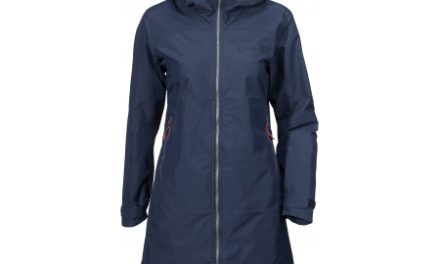 Didriksons Hilde Womens Jacket – Vandtæt Damejakke – Navy