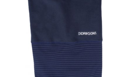 Didriksons Kids Fleece Tube Scarf – Halsedisse Børn – Navy – One Size