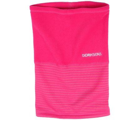Didriksons Kids Fleece Tube Scarf – Halsedisse Børn – Pink – One Size