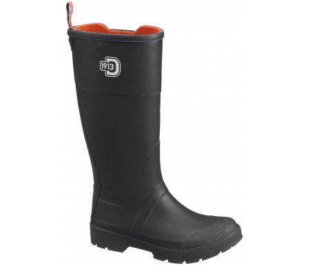 Didriksons Koster Womens Rubber Boots – Gummistøvle Dame – Sort