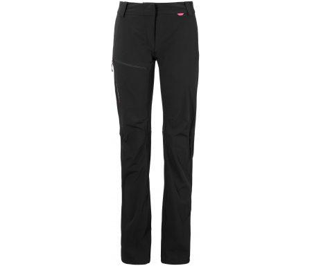 Didriksons Miriam Womens Pants – Softshellbukser Dame – Sort