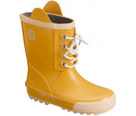 Didriksons Splashman Kids Boots – Gummistøvle Børn – Gul