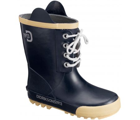 Didriksons Splashman Kids Boots – Gummistøvle Børn – Navy