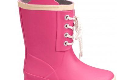 Didriksons Splashman Kids Boots – Gummistøvle Børn – Pink
