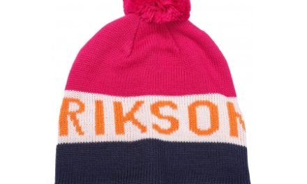 Didriksons Tomba Knitted Kids Beanie – Hue Børn – Pink