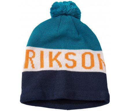 Didriksons Tomba Knitted Youth Beanie – Hue Junior – Blå – One Size