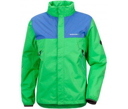Didriksons Vivid Mens Jacket – Regnjakke Mand – Grøn