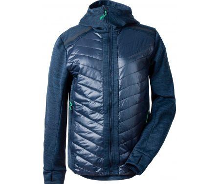 Didriksons Zuko Mens Jacket – Softshelljakke Mand – Navy