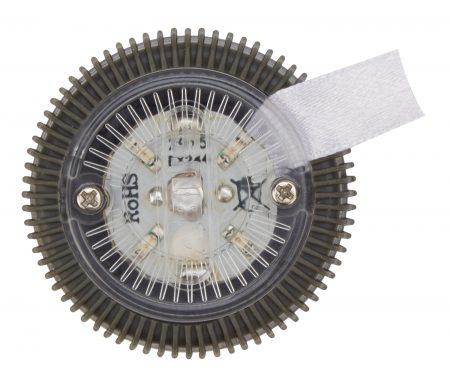 Diodelygte Abus ZoomLite/ZoomPlus til montering i hjelm