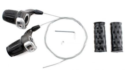 Drejegrebsæt Microshift til 3 x 7 gear