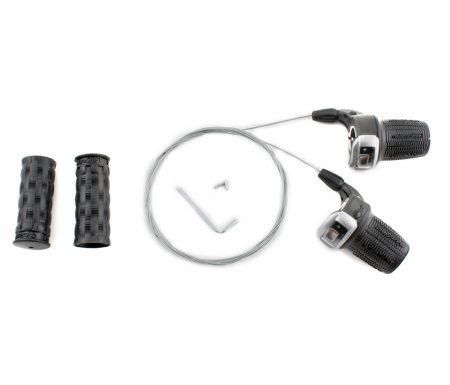 Drejegrebsæt Microshift til 3 x 8 gear
