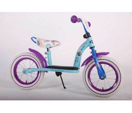"""E & L Disney Frozen – Løbecykel – Blå -12"""""""