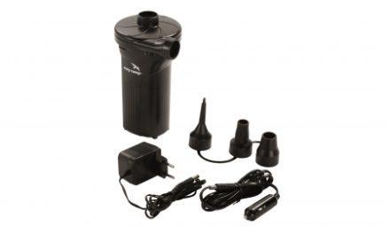 Easy Camp Monsoon Rechargeable Pump – Genopladelig pumpe – Sort