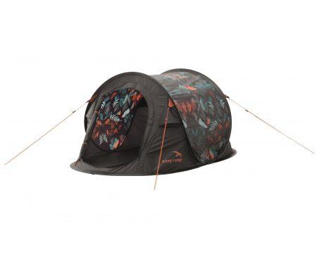 Easy Camp Nighttide – Pop Up Telt – 2 Personer – Mønster Mørk