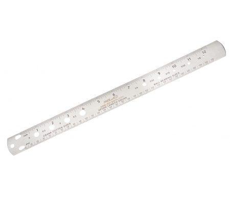 Eger længdemåler i ædelstål – XLC