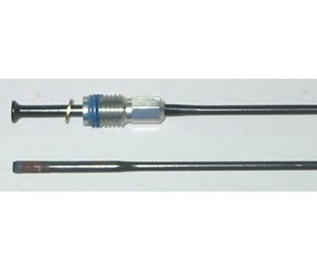Eger til WH-7850/7900 C24 302mm lange højre side sort