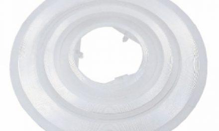 Egerbeskytter HG i plast 138mm