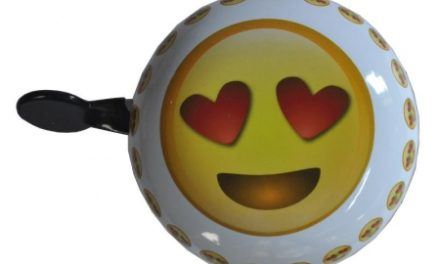 Emoticon heart – Ringeklokke – Forelsket smiley