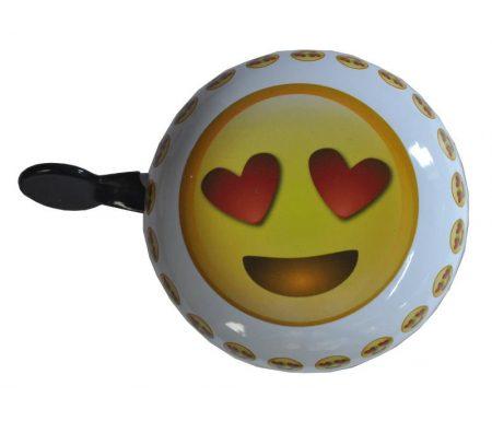 Emoticon heart – Ringeklokke – Forelsket smiley