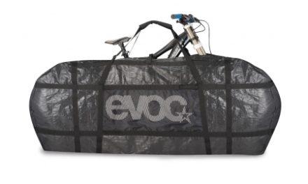 EVOC – Bike cover – Sort 360-240 liter