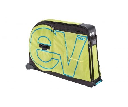 EVOC – Bike travel bag PRO – Lime 280 liter