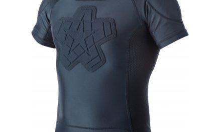 EVOC Enduro – T-shirt med skuldre- og brystbeskyttelse