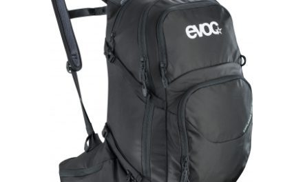 EVOC Explorer Pro – Cykelrygsæk – 26L – Sort