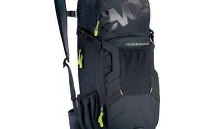 Evoc FR Enduro Blackline – Rygsæk med rygskjold – 16 liter – Sort