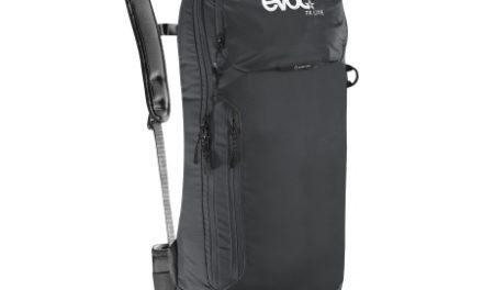 Evoc FR Lite – Rygsæk med rygskjold – 10 liter – Str. M/L – Sort