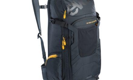 Evoc FR Trail Blackline – Rygsæk med rygskjold – 20 liter – Sort
