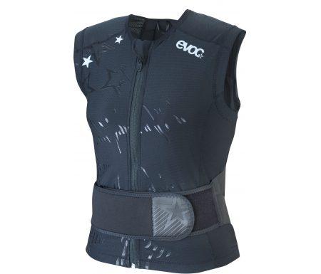 EVOC Protector Vest – Rygskjold til MTB og ski – Dame – Sort