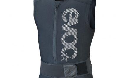 EVOC Protector Vest – Rygskjold til MTB og ski – HR – Sort
