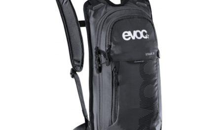 EVOC Stage – Letvægts cykelrygsæk – 3L – Sort