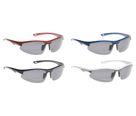 Evolo – Løbe- og cykelbrille Carbon stel – Polarized linse