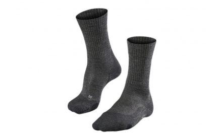 Falke TK2 Wool – Vandresokker – Grå – Str. 37-38