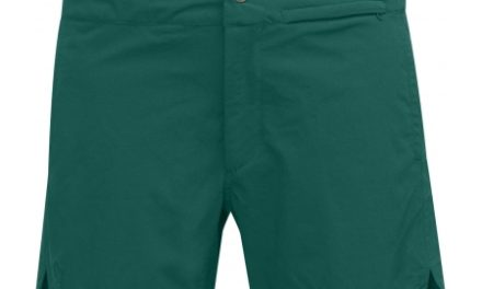 Fjällräven High Coast – Trail shorts til dame – Grøn