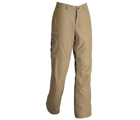 Fjällräven Karla – Zip-Off MT bukser til dame – Beige – Str. 36