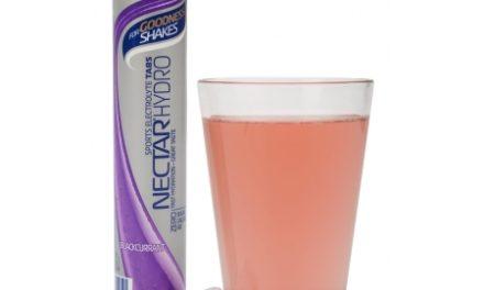 For Goodness Shakes Nectar Hydro – Elektrolyt tabs – 1×20 stk – Solbær